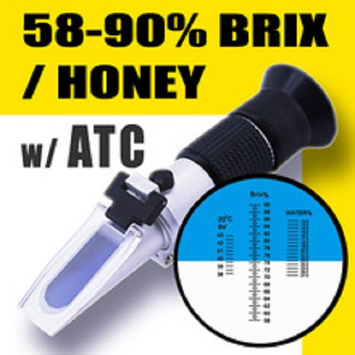 refractometer-honey